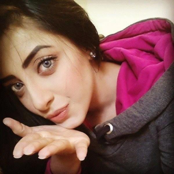 Sanam Chaudhry Eyes