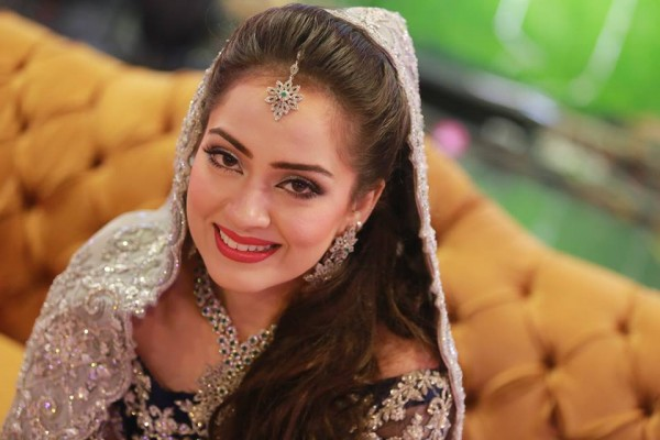 See Ahmed Hassan and Nousheen Ibrahim' Reception pictures