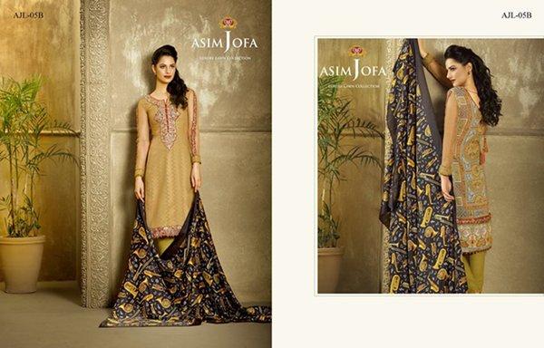 Asim Jofa Summer Dresses 2016 For Women006