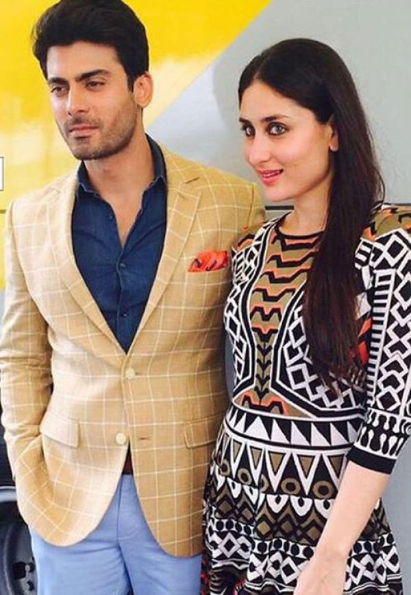 Fawad Khan and Kareena Kapoor