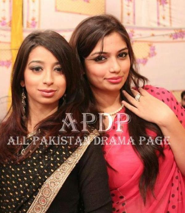 Faysal Qureshi daughters