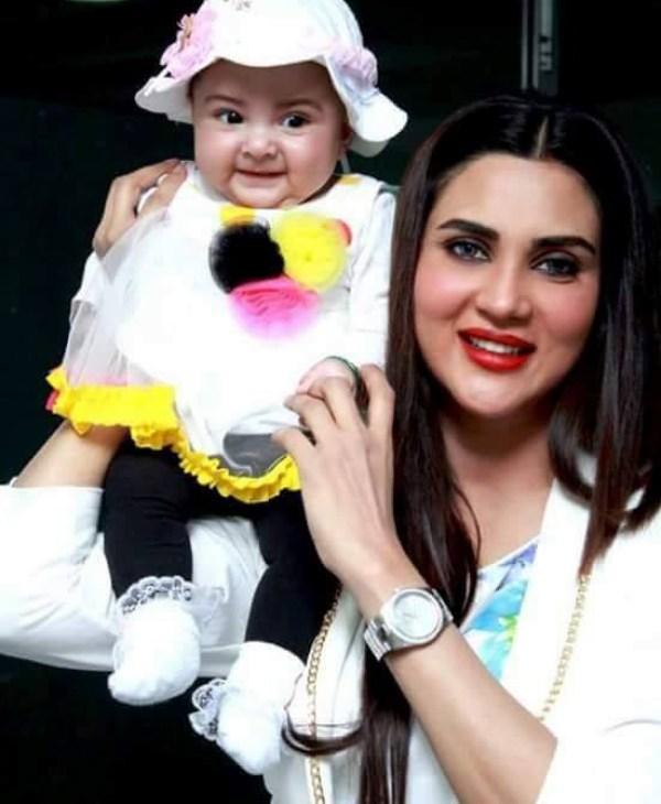 Fiza Ali daughter pic