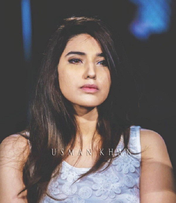 Hareem Farooq Without Makup