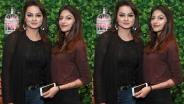Javeria Abbasi daughter Anzela