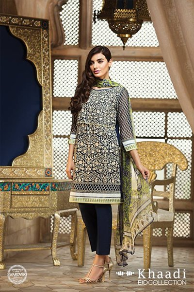 Khaadi Eid Dresses 2016 For Women0031
