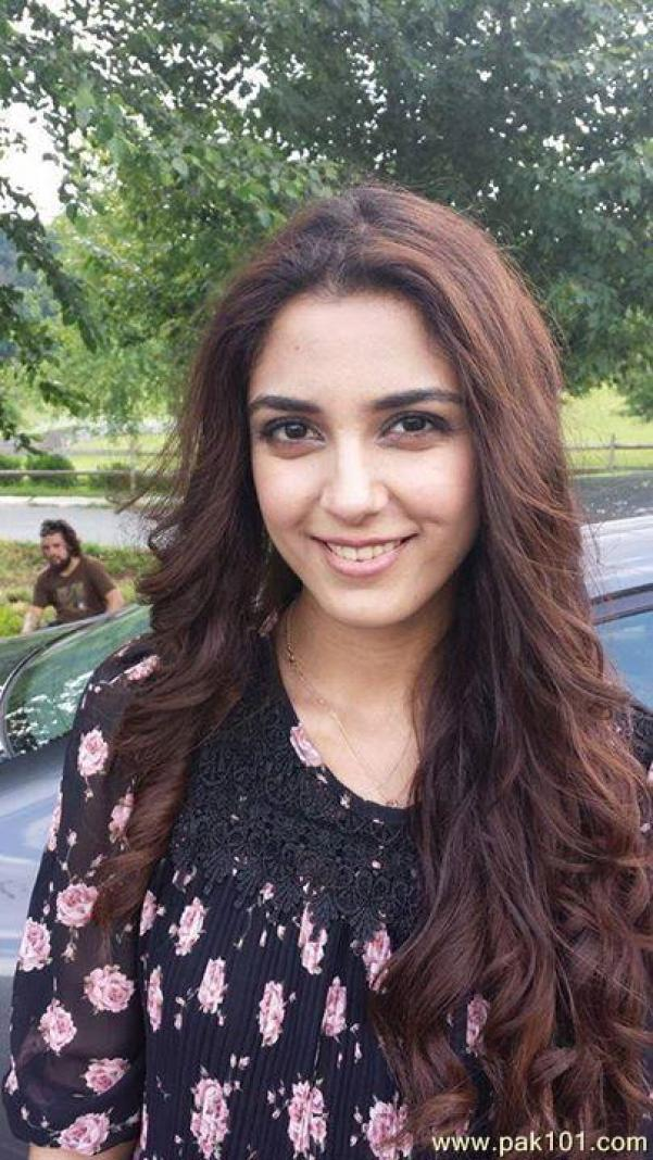 Maya Ali Without Makeup