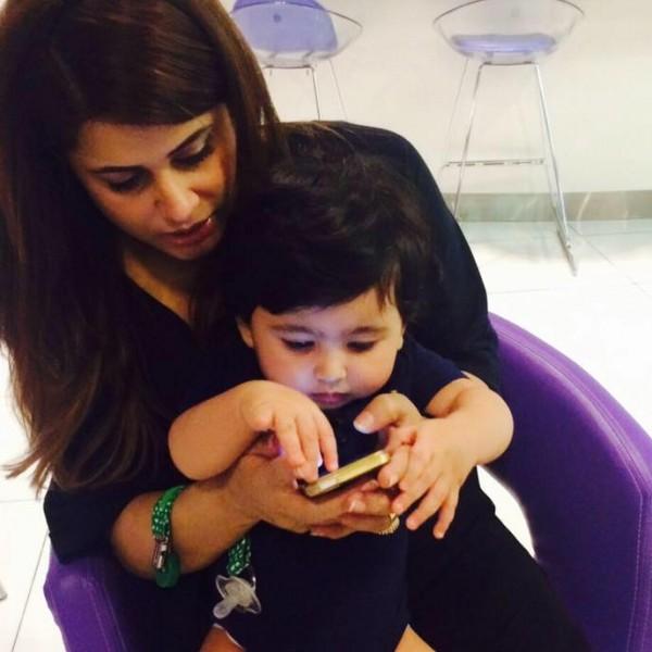Mehreen Raheel baby boy