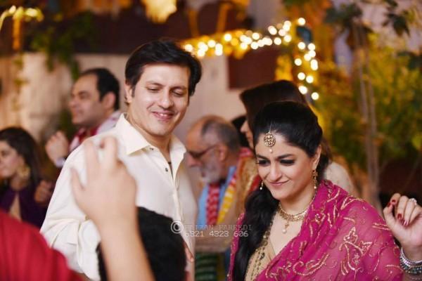 Nadia Jameel Husband