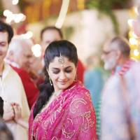 Nadia Jamil dancing with husband