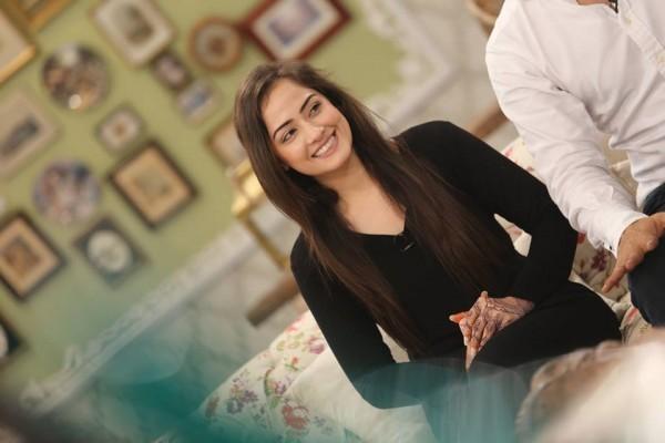 Nausheen wedding with Ahmad