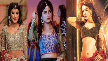 Pakistani Celebrities Who Showed Off Their Tummies