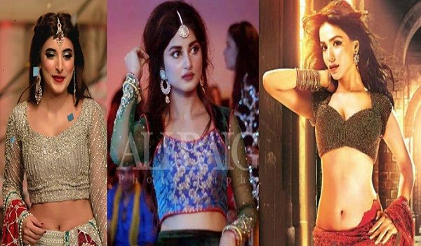 Pakistani Celebrities Who Showed Off Their Tummies