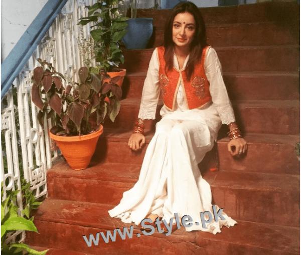 Recent Pictures of Sarwat Gillani as Hindu girl (1)