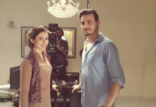 Sana Javed and Osman Khalid
