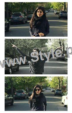 Sanam Baloch is enjoying her vacations in USA (3)