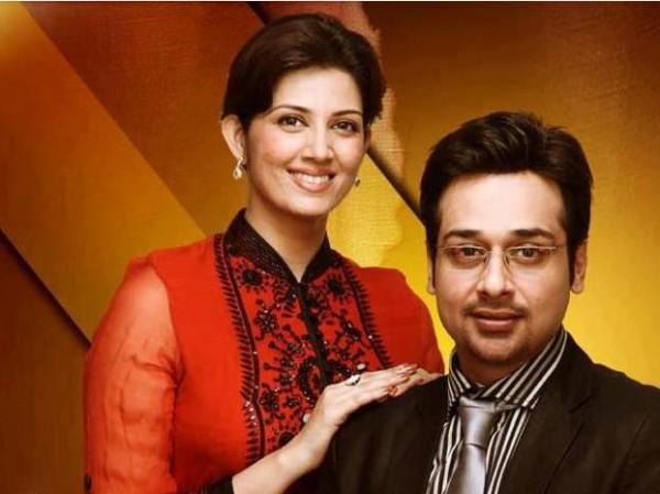 Sawera Nadeem and Faisal Qureshi