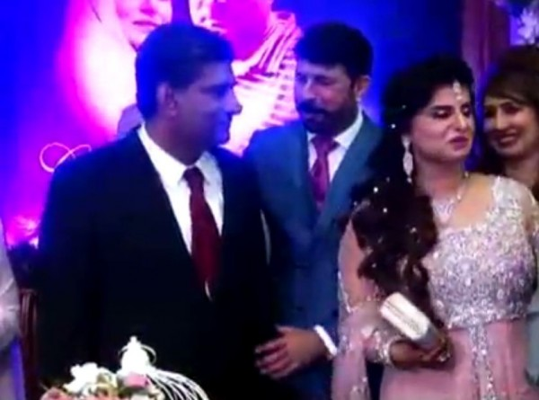 astrologer Samiah Khan wedding