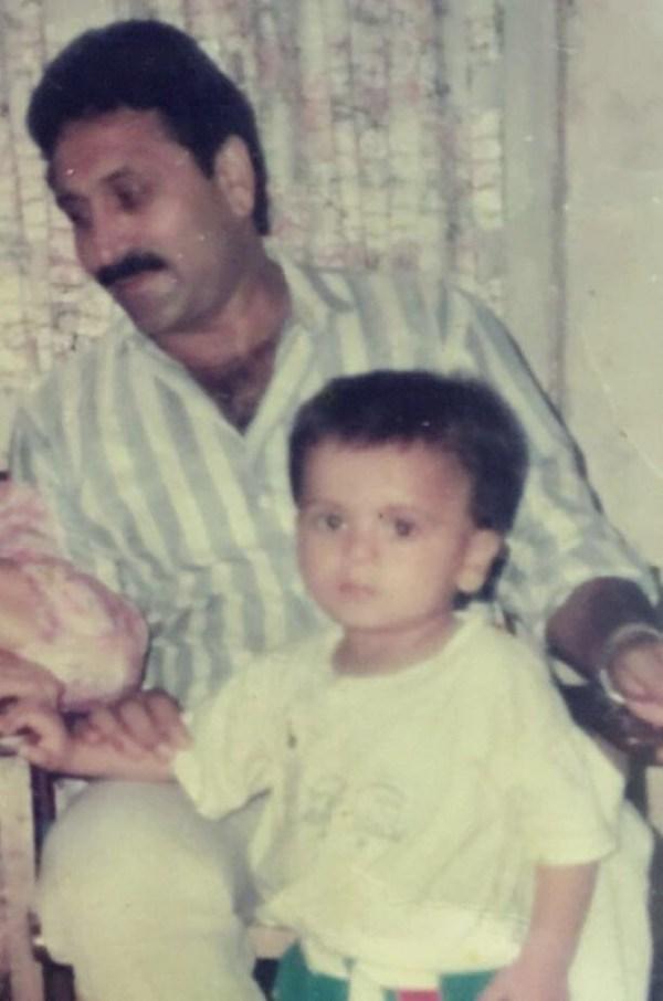 Ahmad Shahzad Father