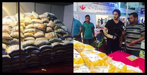 Ahsan Khan arranged Bazar e Ramzan for Needy People