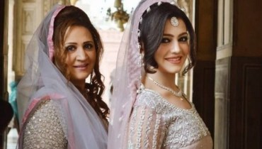 Asma Abbas Daughter Wedding