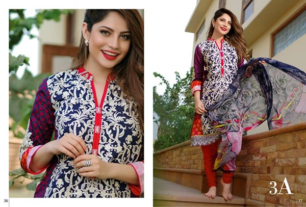 Ayesha Zara Eid Dresses 2016 By Al Zohaib Textile For Women0011