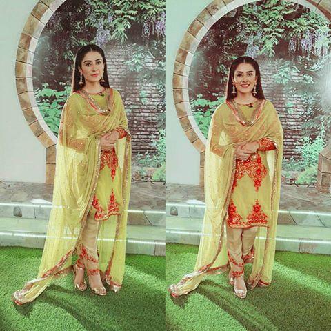 Ayeza Khan on 3rd Day of Mehman Nawaz (2)