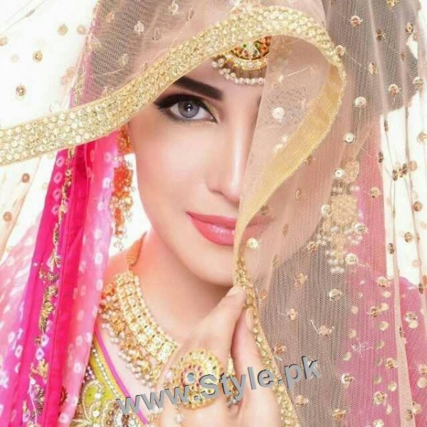 Ayeza Khan's latest bridal photoshoot (2)