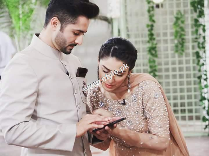 Ayeza Khan And Danish Taimoor Coming Soon On See Tv StylePk