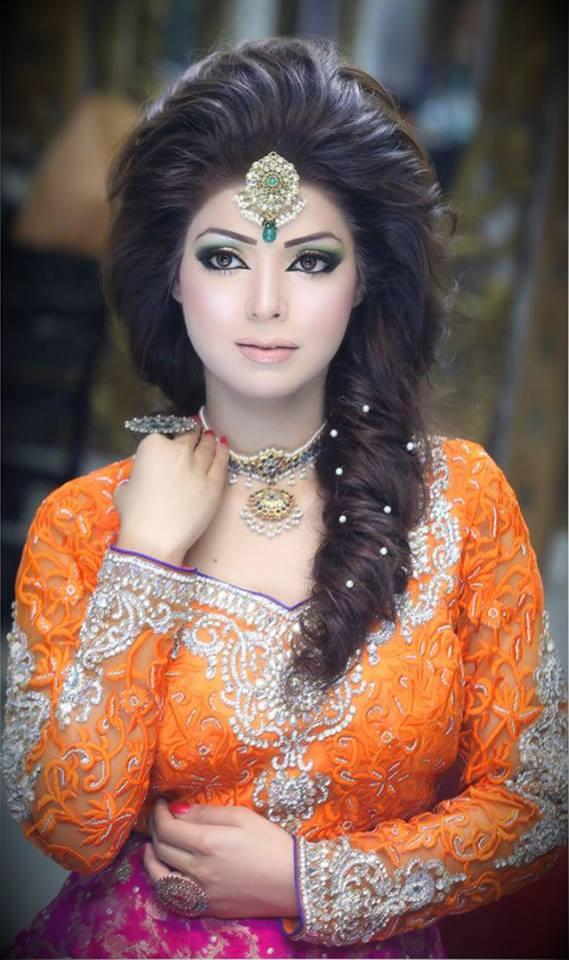 Kashish Makeup Saubhaya