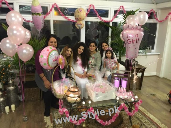 Its a baby girl for Annie Khalid (8)