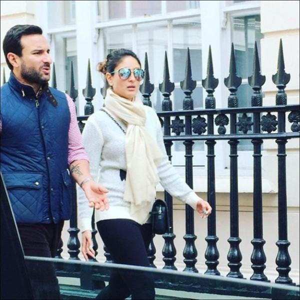 Kareena Kapoor's reaction on rumours about her pregnancy
