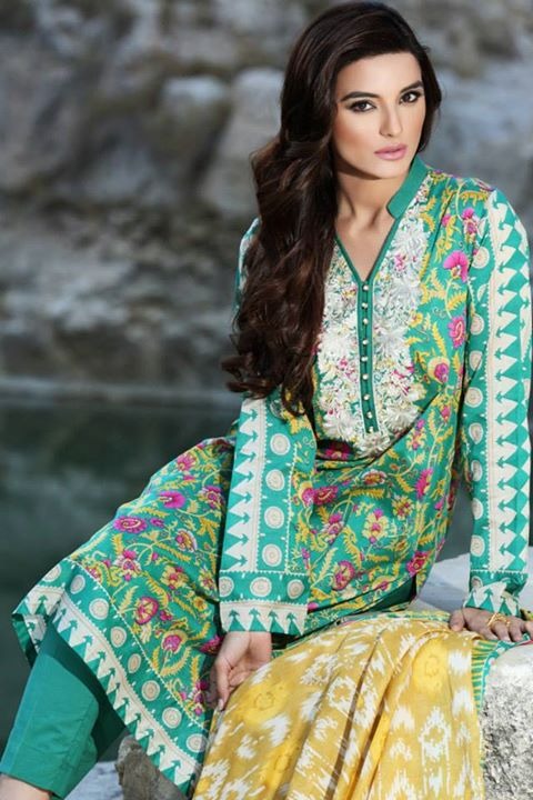 Khaadi-Lawn-Vol-2-Summer-Collection-2015-For-Women-1