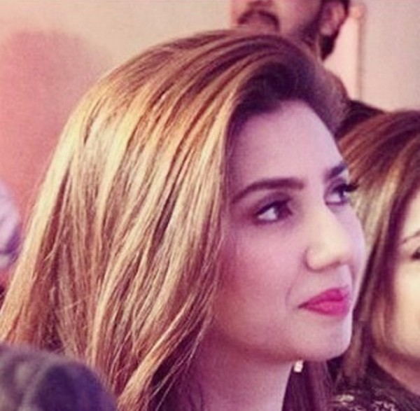 Mahira Khan at Lux Style Awards 2016