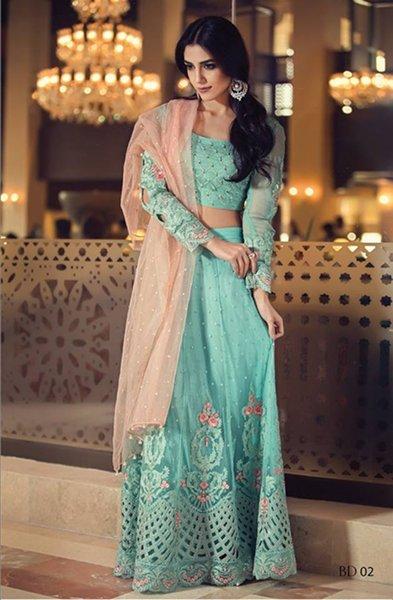 Maria B Eid Dresses 2016 For Women003