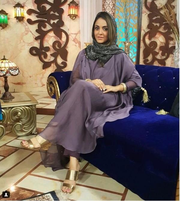 Nadia khan Ramadan 2016