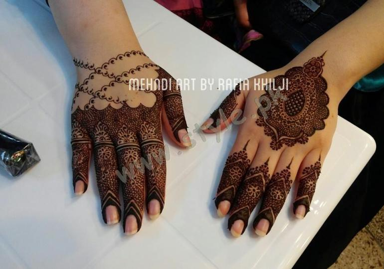 Pakistani mehndi designs for eid 2016 15