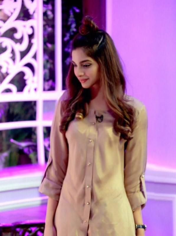 Sonya Hussain In Danish Nawaz Show