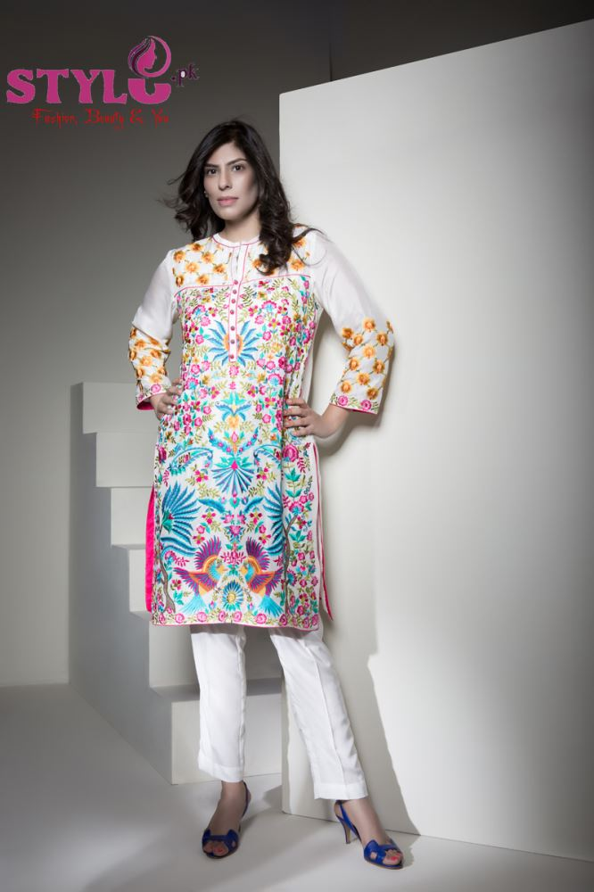 Working Woman Eid Collection 2016 Pictures