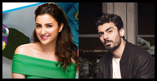 See Fawad Khan and Parineeti Chopra are going to share screen