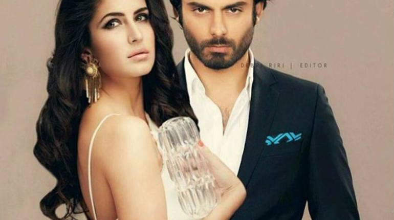 See Fawad Khan and Katrina Kaif are paired up for Next Movie