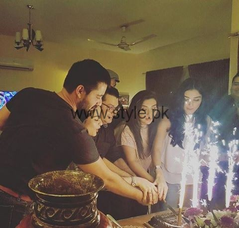 See Mann Mayal's Team celebrated success Party