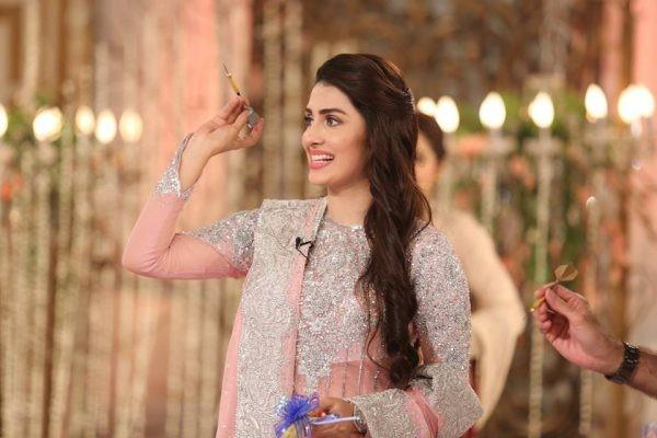 Ayesha Khan On Eid Show 2016