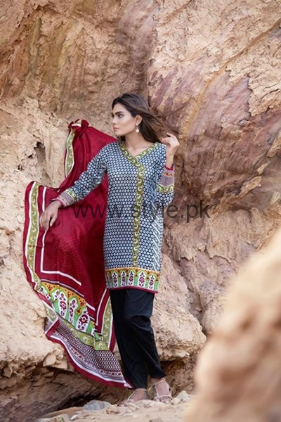 Bonanza Garments Midsummer Dresses 2016 For Women 0016
