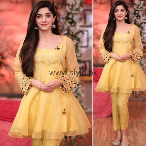 Every time You need to copy Mawra Hocane's looks (8)