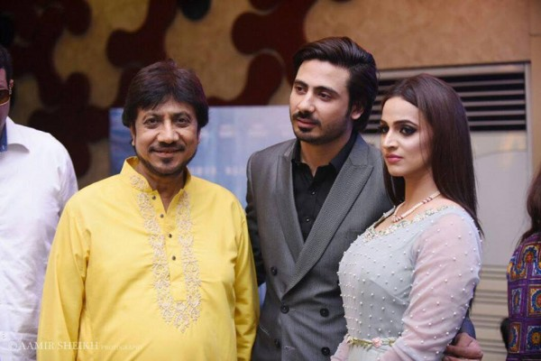 Ishq Positive Premiere in Lahore (10)