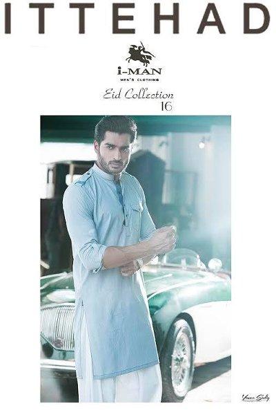 Ittehad Textiles Eid Dresses 2016 For Men004