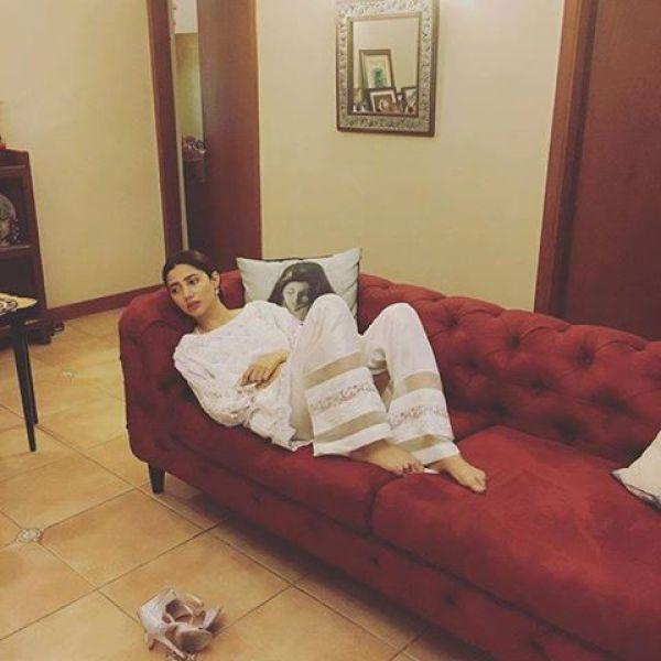 Mahira Khan On Eid 2016