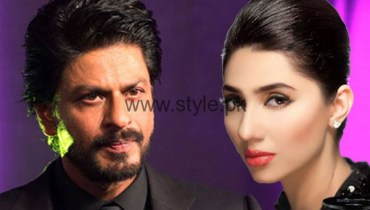 See Mahira Khan's funny incident with Shahrukh Khan