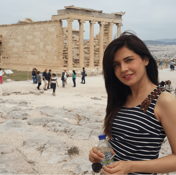 Mahnoor Baloch's pictures from Greece Tour (6)