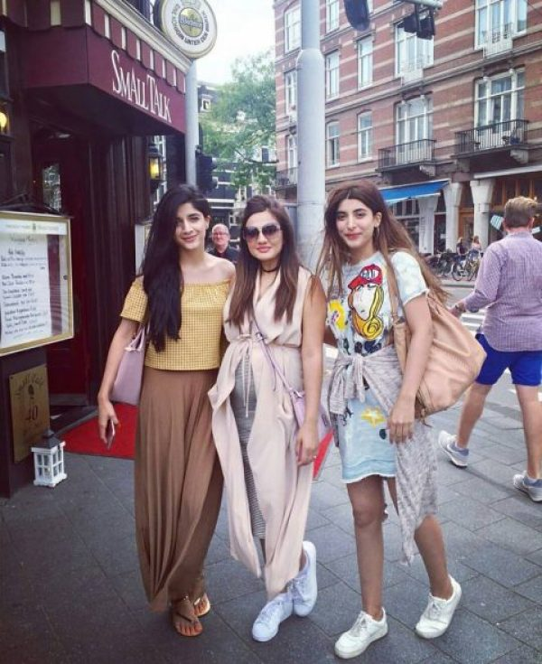 Mawra and Urwa France Tour